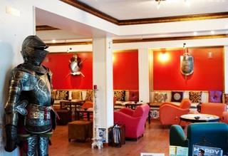 Hotel Charming Residence Dom Manuel I - Haupthaus Bar