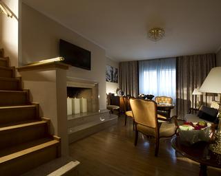 Hotel Best Western Premier Slon Lounge/Empfang