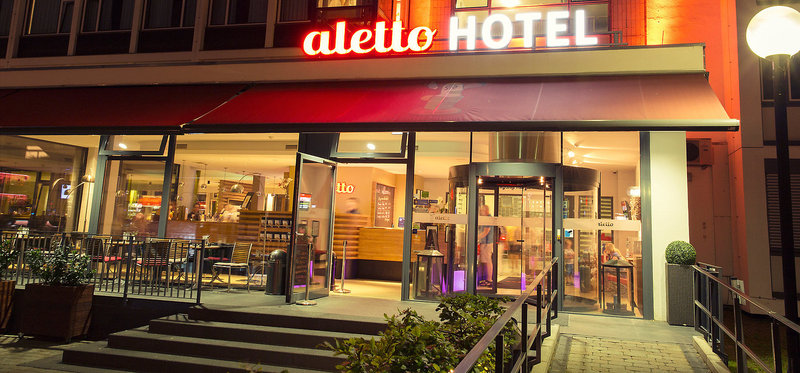 aletto Hotel & Hostel Kudamm