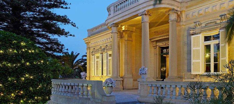 Corinthia Palace Hotel & Spa, Malta