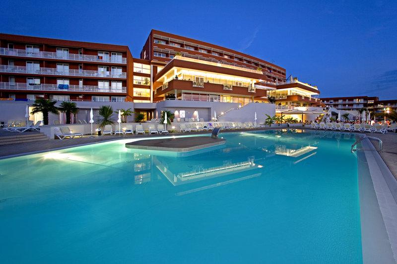Zelena Resort - Hotel Albatros Plava Laguna