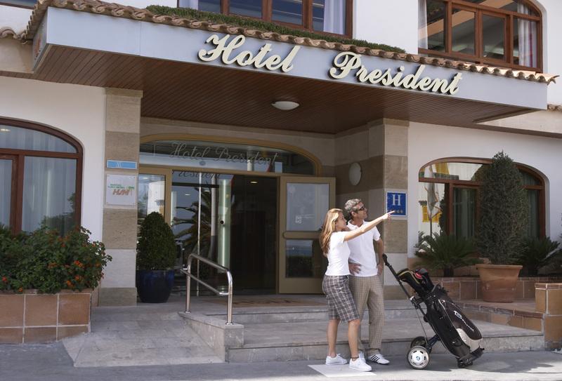 HSM President Golf & Spa
