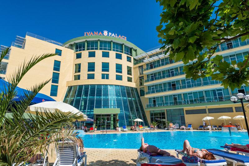 Sonne & Strand in Sonnenstrand – Bulgarien Urlaub 2019