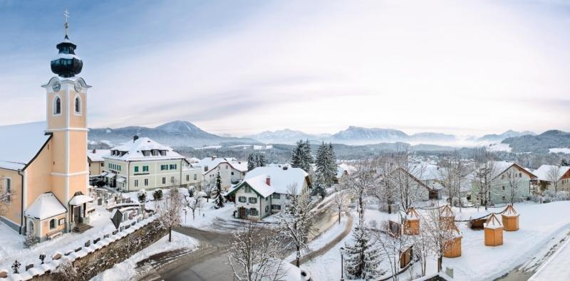 Romantik Hotel Gmachl in Österreich