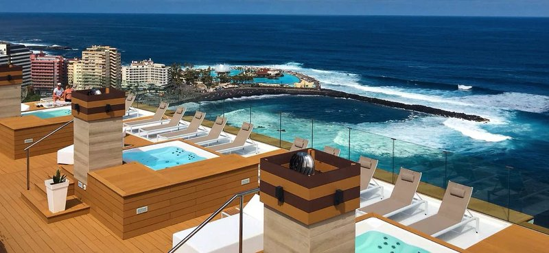 Teneriffa Hotel Atlantic Mirage