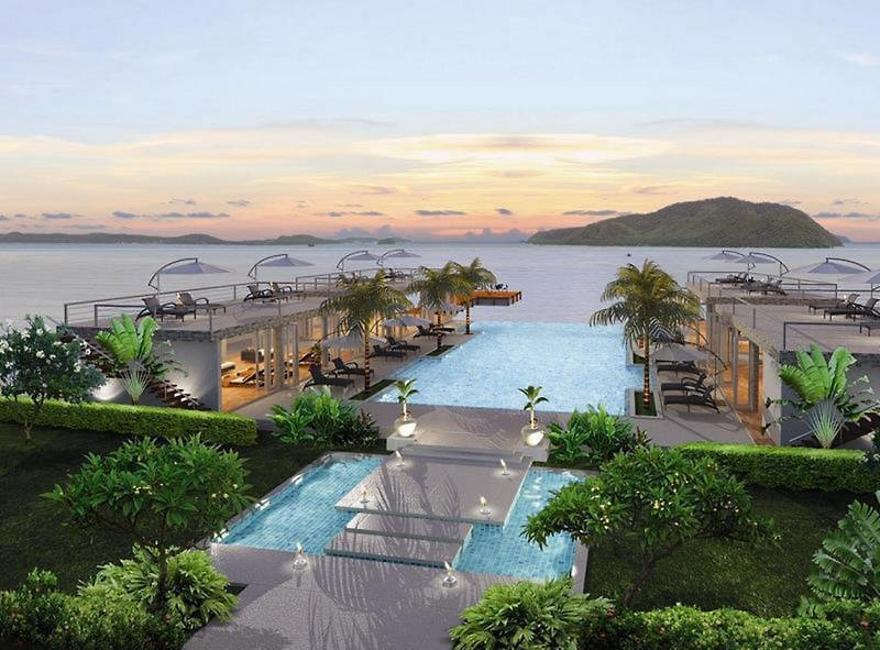 Thailand Phuket Serenity Resort