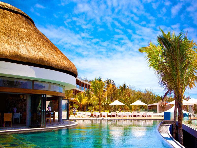 Flitterwochen auf Mauritius Radisson Blu Poste Lafayette