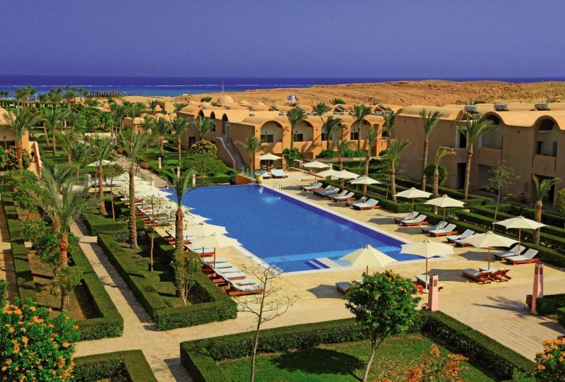 Luxusurlaub Ägypten – 5* LABRANDA Gemma Resort