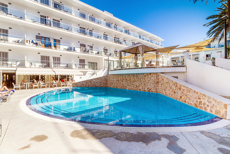 Erwachsenenhotel auf Mallorca – 3,5* Eix Alcudia