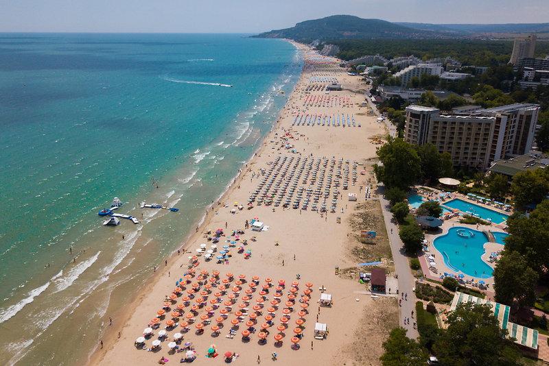 Bulgarien Brüller – Kaliakra Beach Hotel
