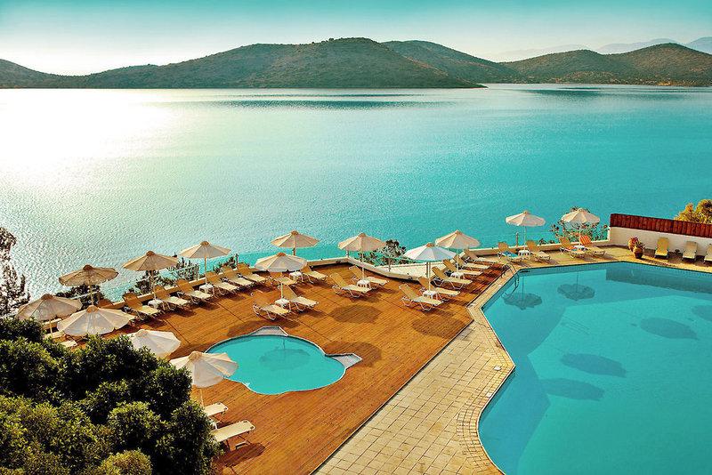 Zeit zu Zweit auf Kreta im 4,5* SENTIDO Elounda Bay
