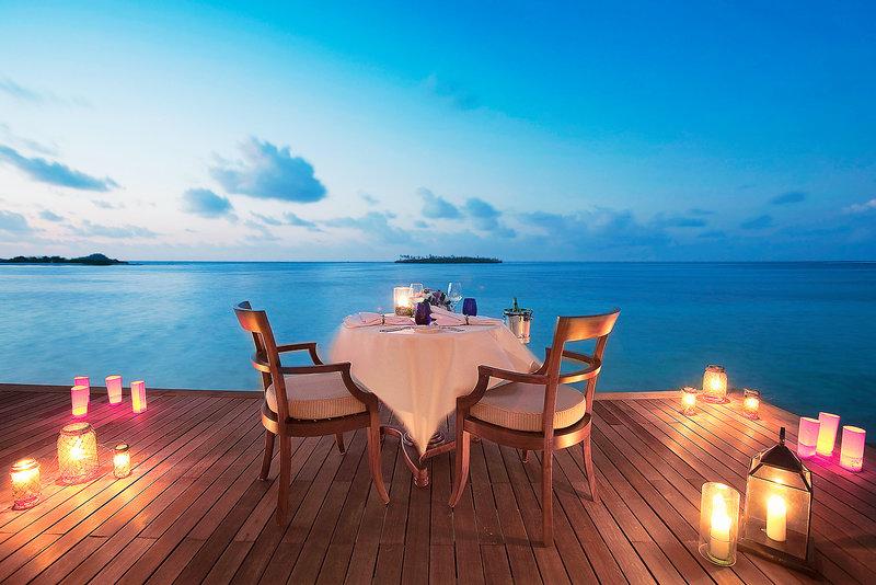 Hochzeitsreisen im 5* The Residence Maldives