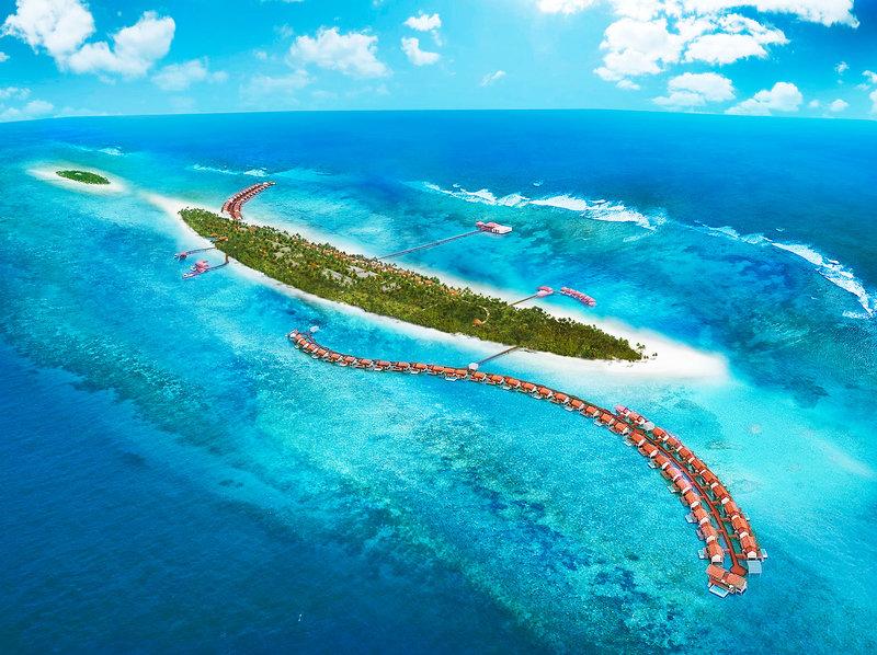 Gaafu Alifu (Nord Huvadhu) Atoll ab 2906 € 6