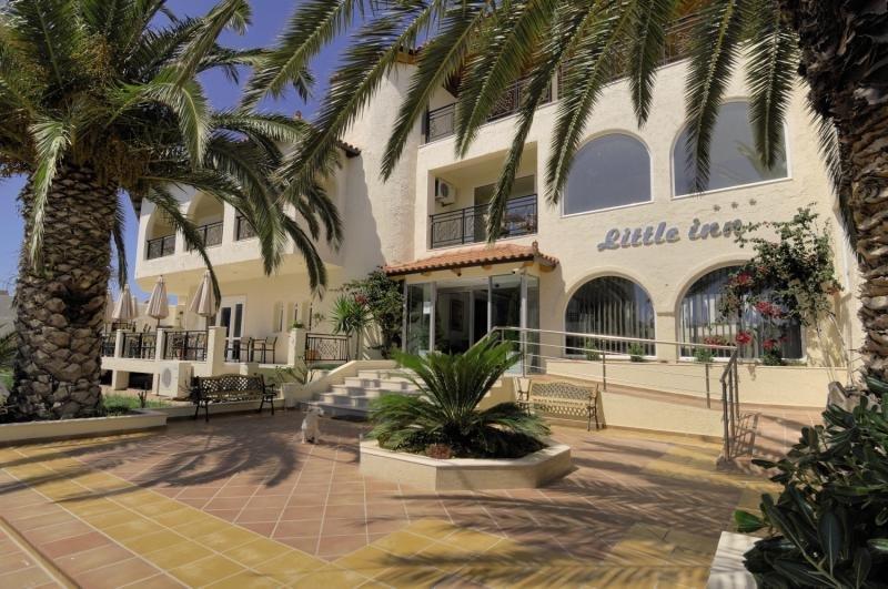 Griechenland Frühbucher Deal im Little Inn auf Kreta