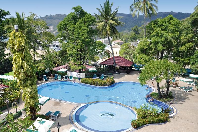 Hotel Patong Lodge