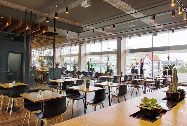 Centerhotel Midgardur Restaurant