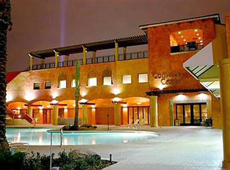 Alexis Park Resort Pool