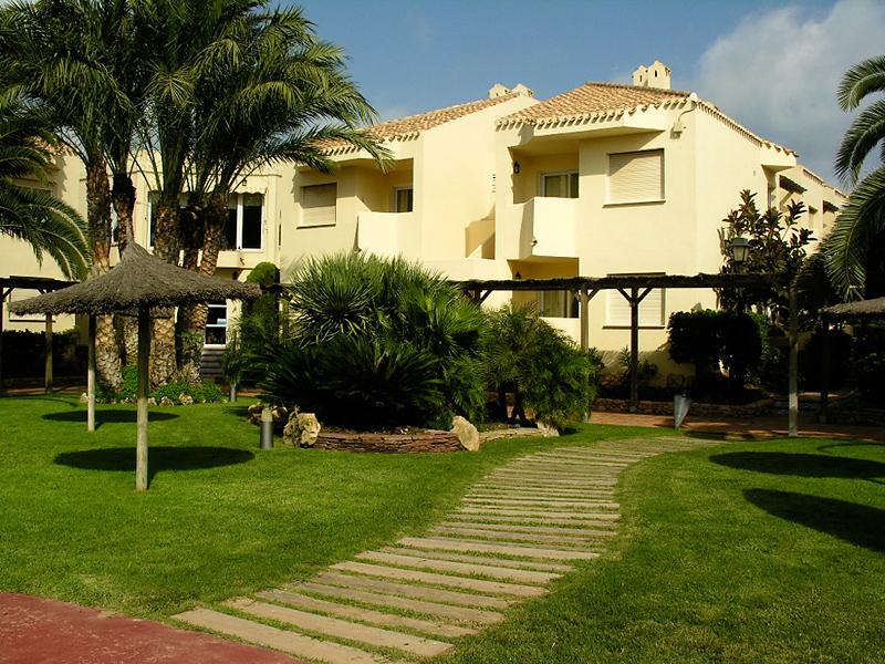 La Manga Villas Außenaufnahme