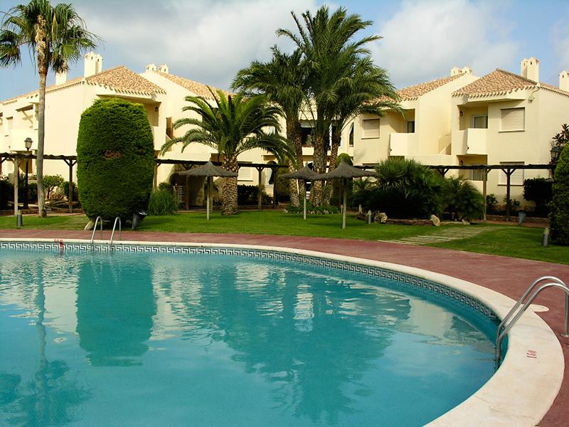 La Manga Villas Pool