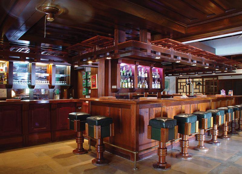 Apartamentos Da Balaia Bar
