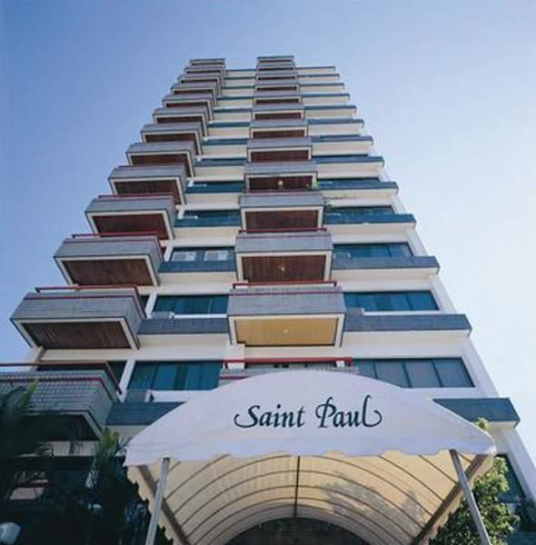 Hotel Saint Paul Außenaufnahme