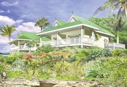 Verandah Resort & Spa Außenaufnahme