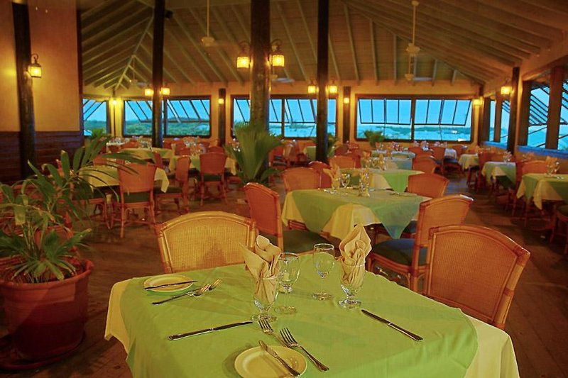 Verandah Resort & Spa Restaurant