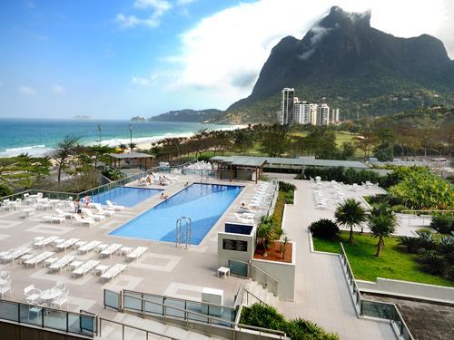 Pullman Rio De Janeiro Sao Conrado  Pool