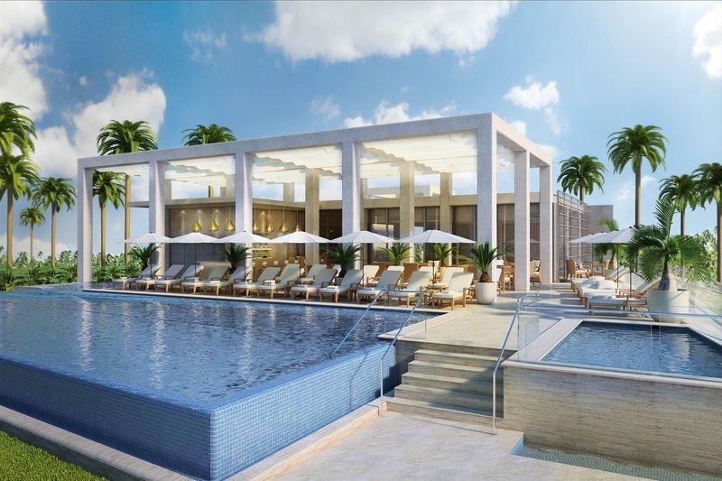 Sheraton Reserva do Paiva Hotel & Convention Center, Recife Pool