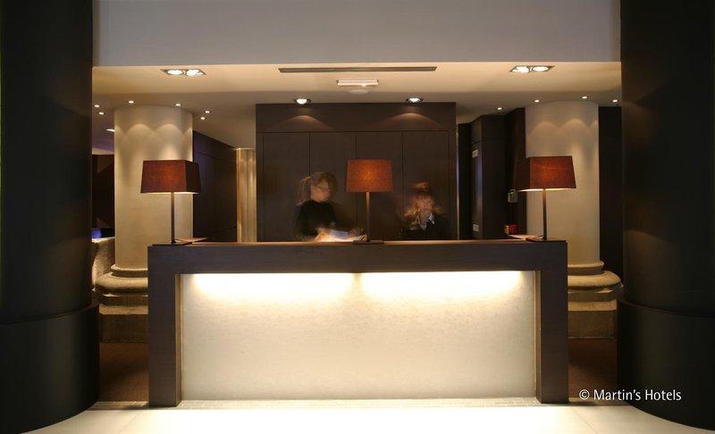 Martin´s Patershof Lounge/Empfang