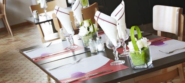 Campanile Brüssel Vilvoorde Restaurant