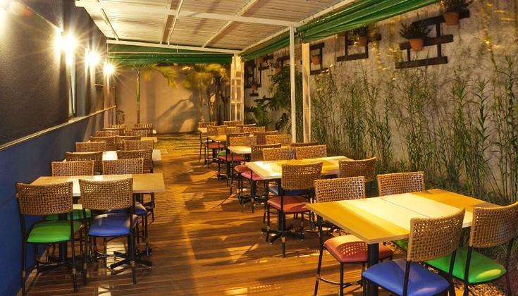 Go Inn Jaguare Restaurant