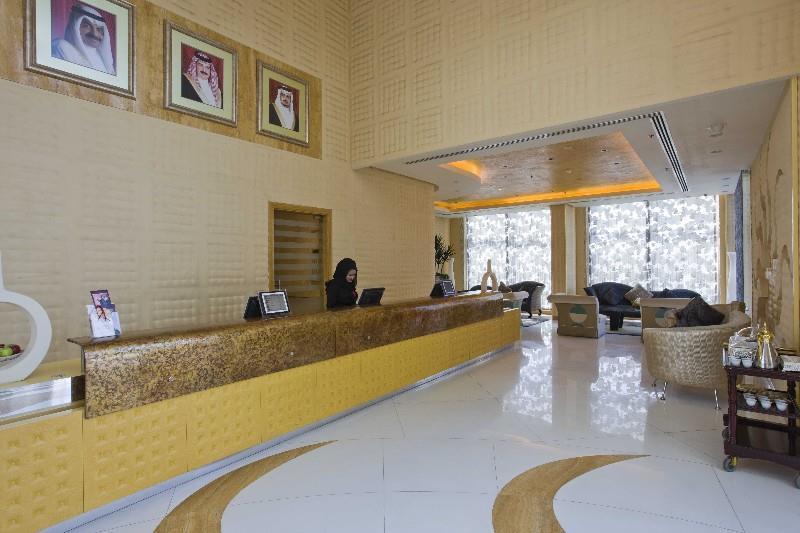 Elite Resort & Spa Lounge/Empfang