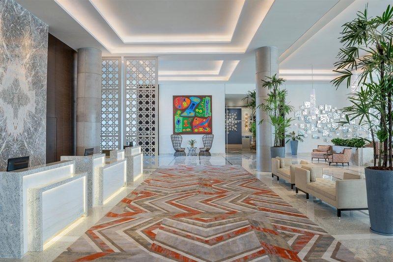 Sheraton Reserva do Paiva Hotel & Convention Center, Recife Lounge/Empfang