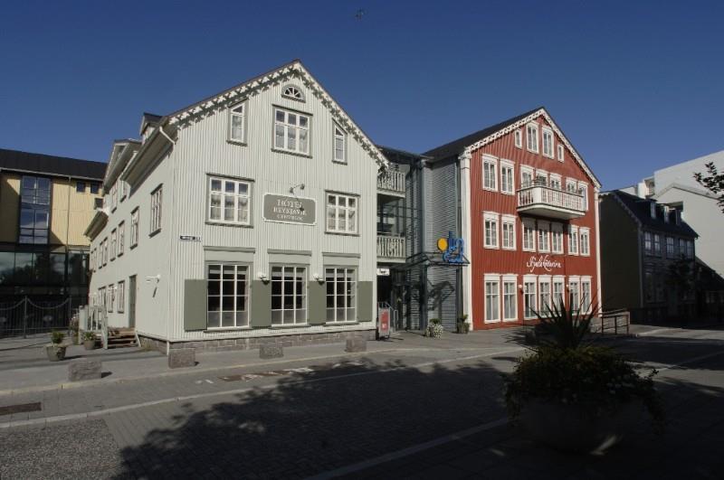 Reykjavik Centrum Außenaufnahme