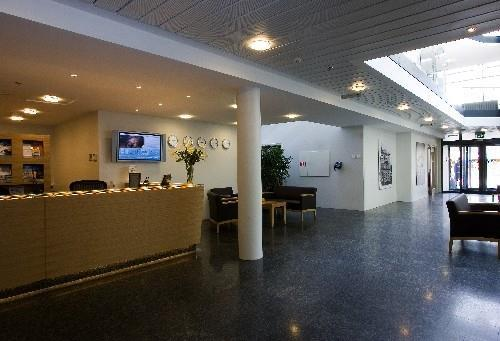 Reykjavik Centrum Lounge/Empfang