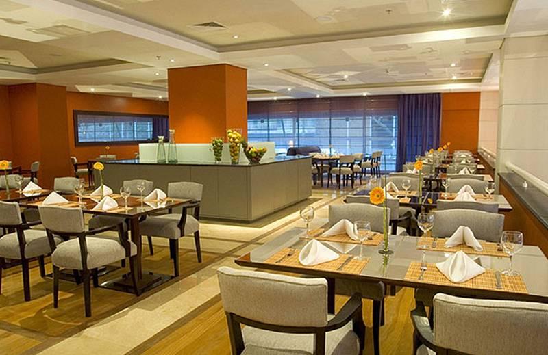 Pestana Curitiba Restaurant