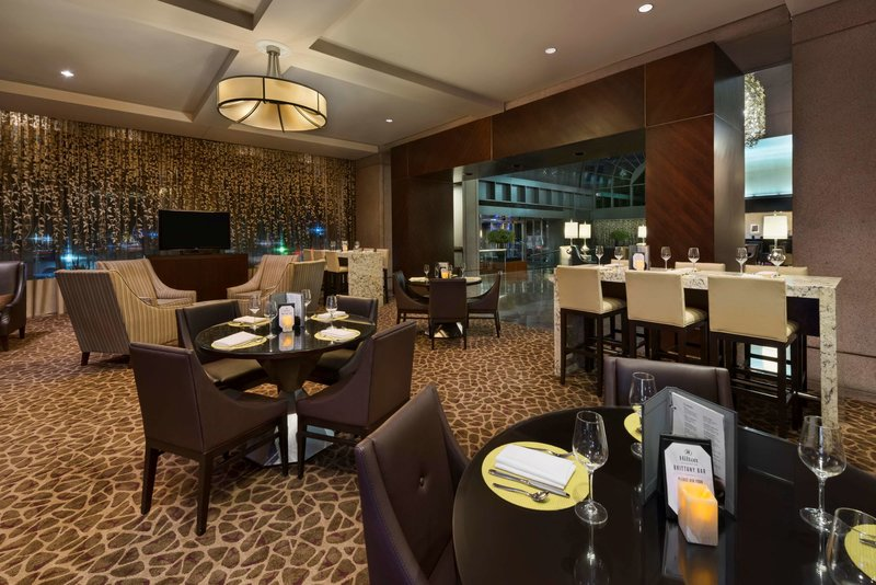 Hilton Houston Post Oak by the Galleria Lounge/Empfang