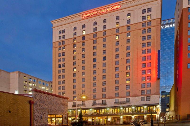 Hampton Inn & Suites Austin Downtown Außenaufnahme