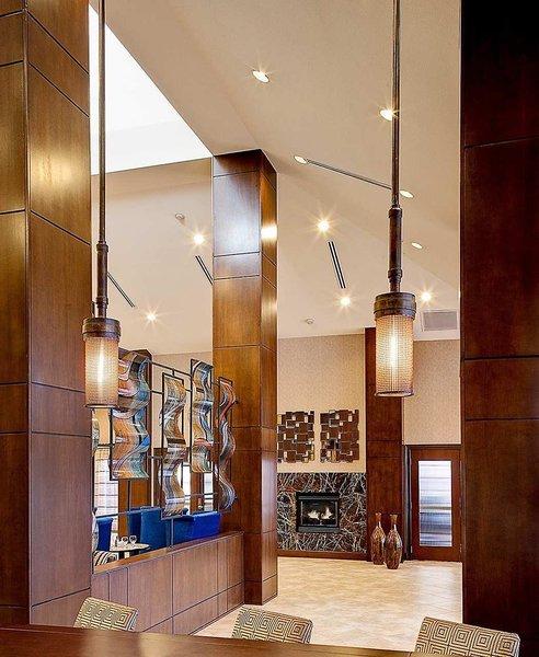 Hilton Garden Inn El Paso Airport Lounge/Empfang