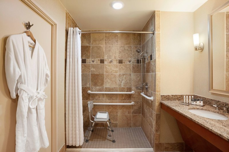 DoubleTree by Hilton Hotel Dallas - Love Field Badezimmer