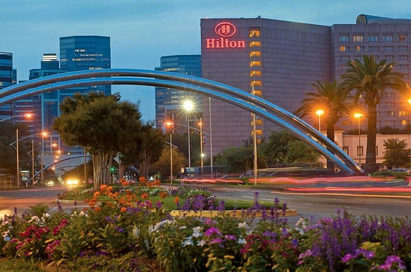 Hilton Houston Post Oak by the Galleria Außenaufnahme
