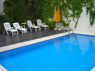 Callao Plaza Suites Pool