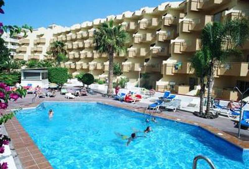 Playa Olid Suites & ApartmentsAuߟenaufnahme