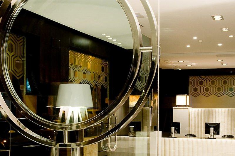 Mariposa Hotel Lounge/Empfang