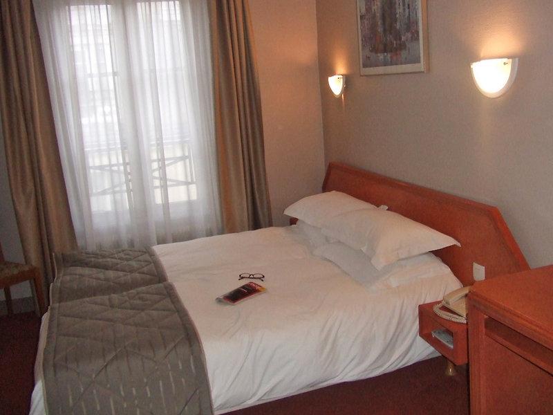 Hotel Rendez-Vous Batignolles Wohnbeispiel