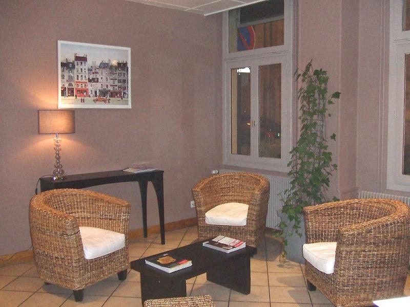 Hotel Rendez-Vous Batignolles Lounge/Empfang