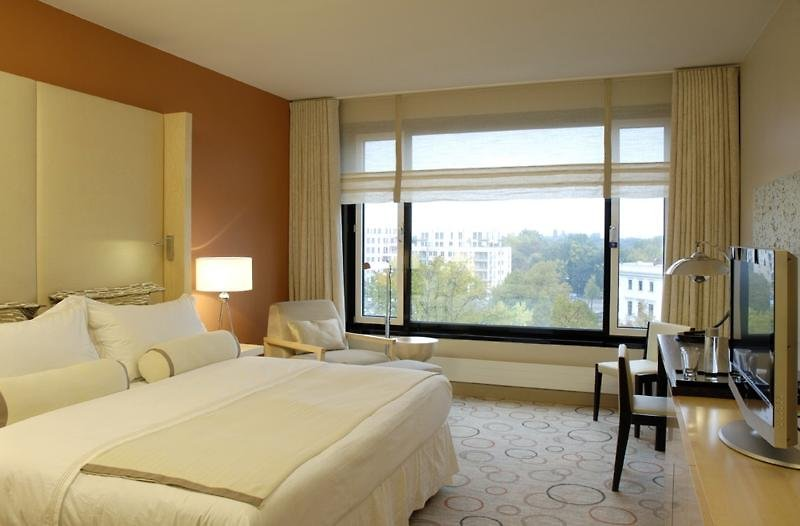 Sheraton Berlin Grand Hotel EsplanadeWohnbeispiel
