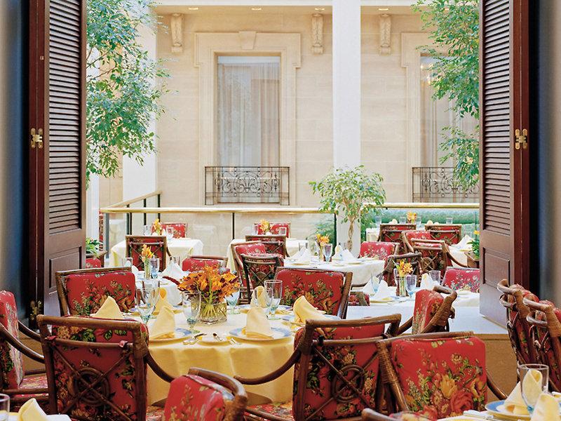 The Langham Boston Restaurant