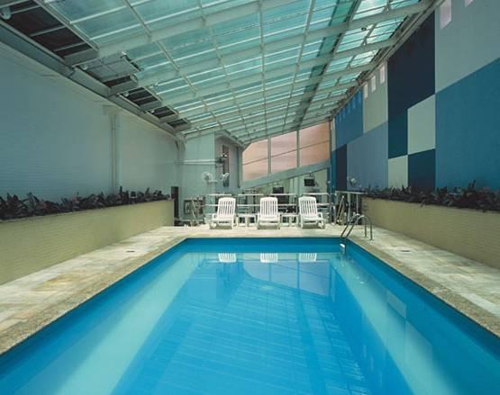 Pestana Sao Paulo Pool